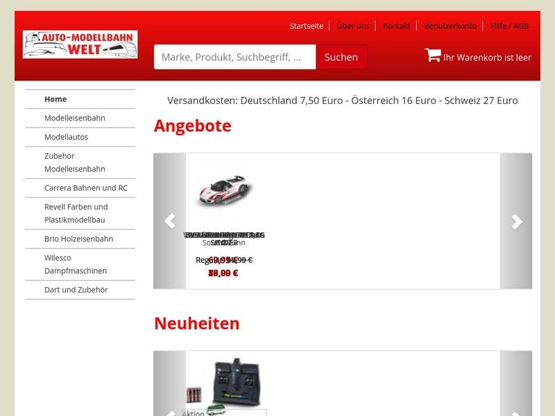 Screenshot von https://www.auto-modellbahn-shop.de